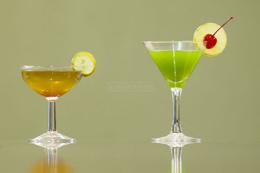 Two Classic Cocktails