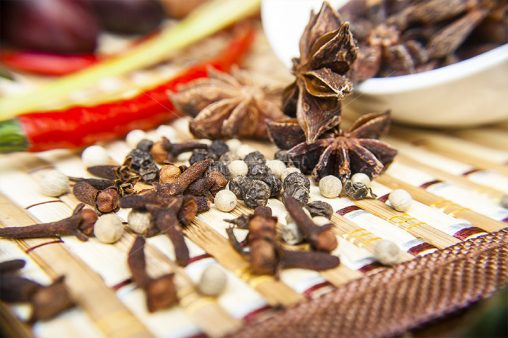 Asian Anise Spices