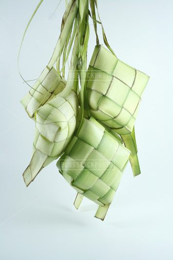 Ketupat as One of Traditional Islamic Food